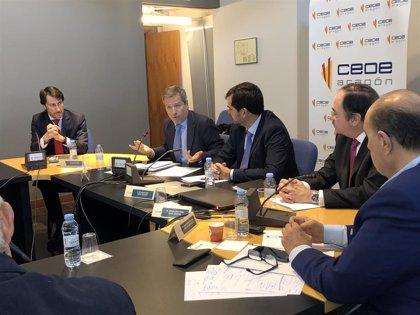 """Pérez (Cs) propone """"allanar el camino"""" a los empresarios con políticas fiscales """"sensatas"""""""