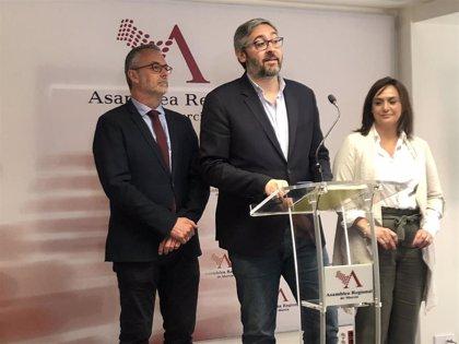 """Martínez (PP): """"El barómetro refrenda que el PP sigue siendo el partido que inspira más confianza en la Región"""""""