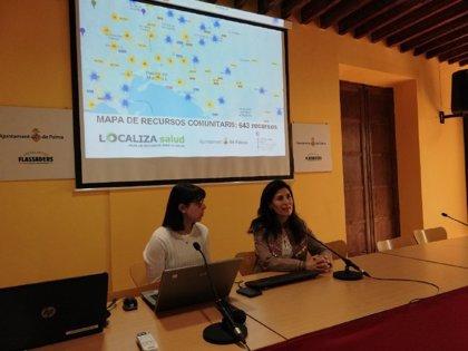 Cort ultima el mapa de recursos comunitarios de Palma sobre espacios de promoción de la salud