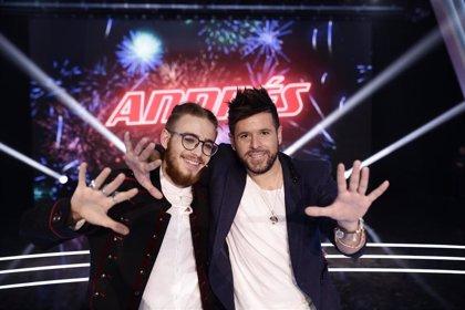 Andrés Martín gana la primera edición de La Voz en Antena 3