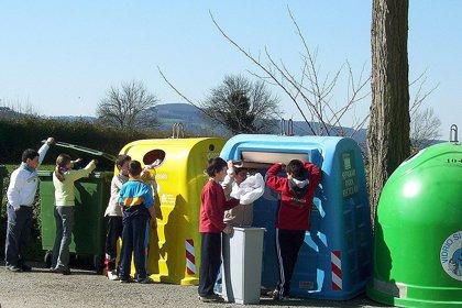 Cantabria alcanzó el récord de reciclaje en 2018