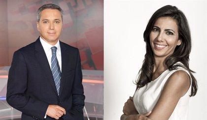 Ana Pastor y Vicente Vallés moderarán el debate de Atresmedia entre Sánchez, Casado, Rivera, Iglesias y Abascal