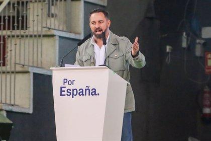 Abascal visitarà Palma el dia 20 com a part de la seva campanya electoral per a les eleccions generals