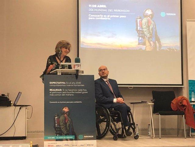 """Carcedo afirma que España debe aspirar a que en 2040 el Parkinson sea una enfermedad en """"proceso de eliminación"""""""