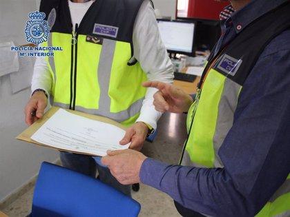 Desarticulada en Granada una banda criminal dedicada a constituir matrimonios de conveniencia