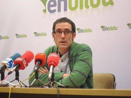 AUGC denuncia ante la Fiscalía al diputado de Bildu que comparó a policías con nazis