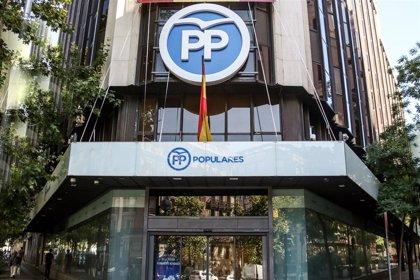 Ayuntamiento no tiene constancia de la petición preceptiva del PP para instalar el cartel electoral en Génova