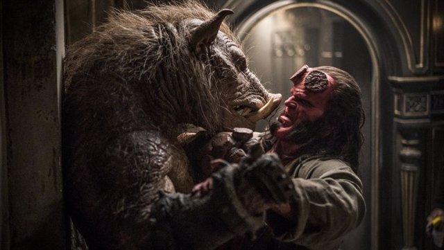 """Primeras y devastadoras críticas de Hellboy: """"Es una chapuza"""""""