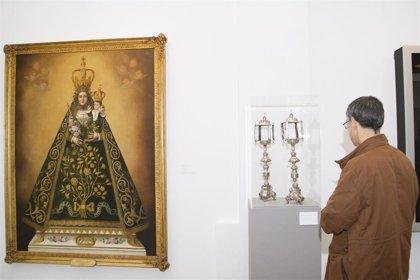 Los Baños Árabes de Jaén acogen una muestra con una selección de arte sacro de la Fundación Unicaja