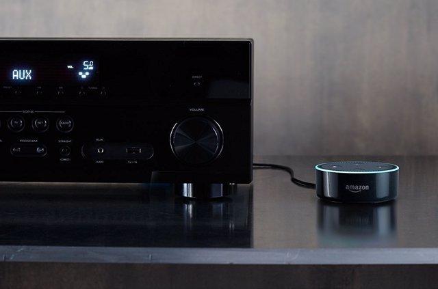 Amazon Echo dot con Alexa