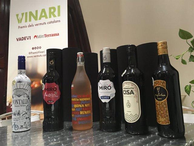 Agro.- Vermouth Cisa ECOfriendly, millor vermut de Catalunya de 2019