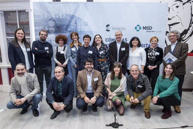 MSD y la Universidad Nebrija lanzan una publicación sobre la influencia de la tecnología digital en información de salud