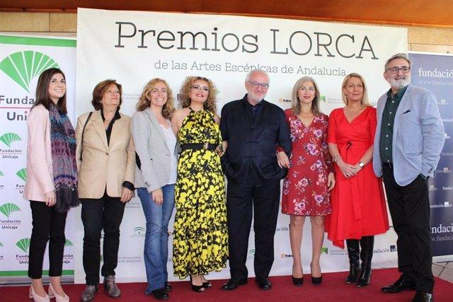 'Rey Lear', 'La Principita', 'Sin Permiso, Canciones Para El Silencio' Y 'Distans', Galardonados En VII Premios Lorca