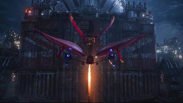 Mortal Engines, las ciudades móviles e insaciables de Peter Jakson, ya en DVD, Blu-ray y 4K UHD