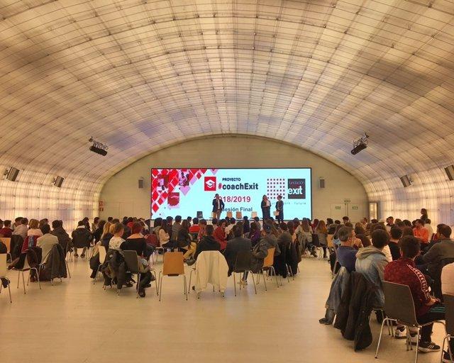 19 Empresas Madrileñas Se Unen Al Proyecto Coach De Fundación Exit Contra Al Abandono Escolar Prematuro En Madrid