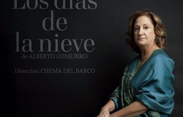 Jaén.- MásJaén.- Rosario Pardo y Alberto Conejero, Premios Lorca por 'Los días de la nieve'