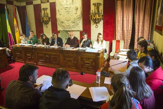 Camargo.- El Consejo Municipal de la Infancia y Adolescencia aprueba su plan de acción