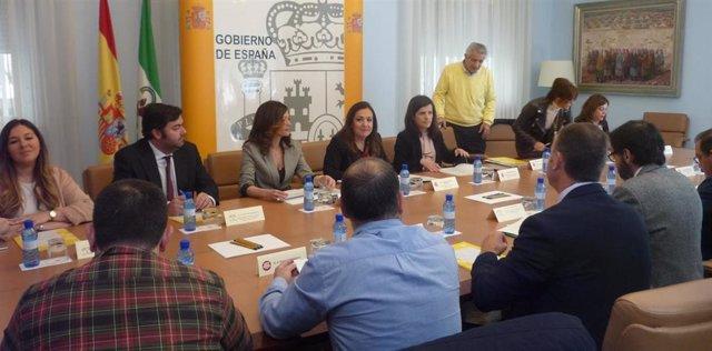 Jaén.- MásJaén.- Los fondos del PFEA crecen un 5,57 por ciento y dejarán en la provincia más de 280.000 jornales