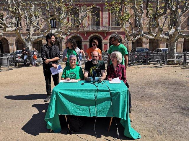 """La PAH critica que el nou decret d'habitatge del Govern català """"sobrepassa les línies vermelles"""""""