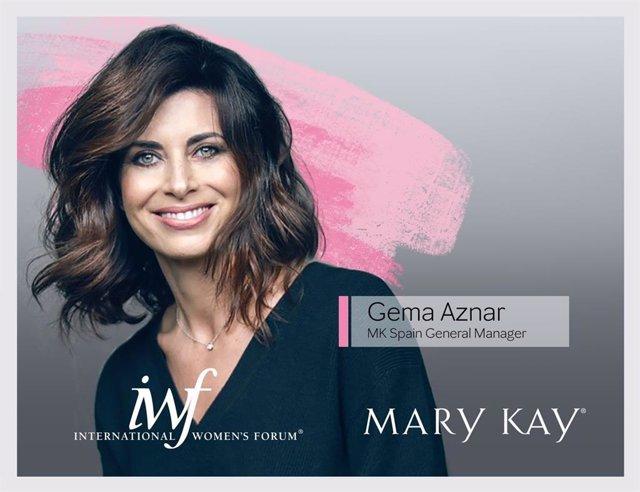 COMUNICADO: Mary Kay apoya el liderazgo y empoderamiento femenino en el conference del INTERNATIONAL WOMEN*S FORUM