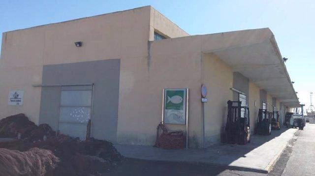 Almería.-Puertos.-La Junta recibe seis ofertas de empresas para hacer visitable la Lonja de Adra tras la licitación