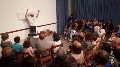 Unas 3.000 personas de 28 municipios de Huelva menores de 5.000 habitantes participan en el Circuito de Artes Escénicas