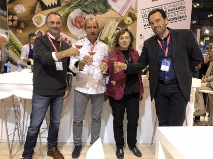 Navarra presenta en Madrid las Jornadas de Exaltación y Fiesta de la Verdura de Tudela