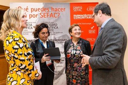 SEFAC llama a la colaboración de las sociedades científicas con los colegios de farmacéuticos