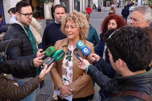 Huelva.- 26M.- Marín (PP) propone recuperar la Concejalía de Barrio y crear Distritos Municipales en la capital
