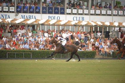 El Santa María Polo Club en Sotogrande celebra el Memorial José Ignacio Domecq durante la Semana Santa