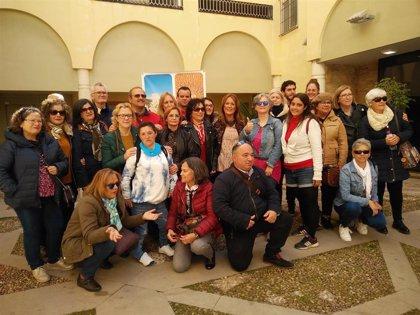 El Ayuntamiento de Jaén destaca la primera visita a espacios municipales accesible para personas sordas