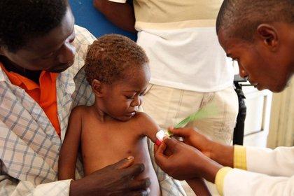 Una investigación de Acción contra el Hambre avanza hacia una 'app' para diagnosticar la desnutrición a través de fotos