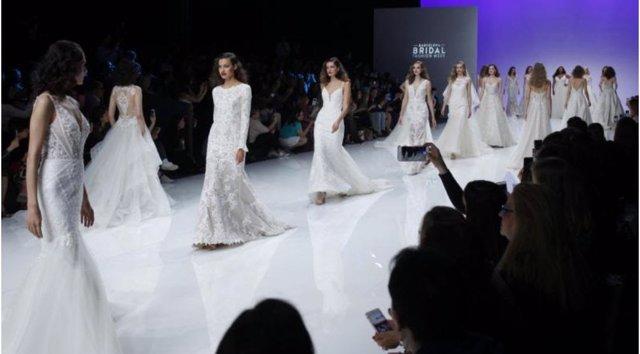Fira.- Valmont Barcelona Bridal Fashion Week celebrar la major edició de la seva histria
