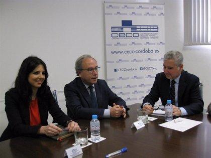 La Comisión de Turismo de CECO y la Junta ponen en común los retos del tejido empresarial de Córdoba
