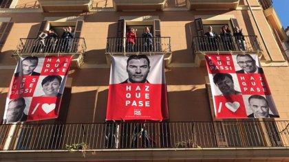 """El PSIB empieza la campaña recordando que """"las encuestas no ganan las elecciones"""" e insta a la movilización"""