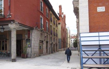 Abiertas para peatones las calles Jesús y Manzana de Valladolid después de 5 meses de obras