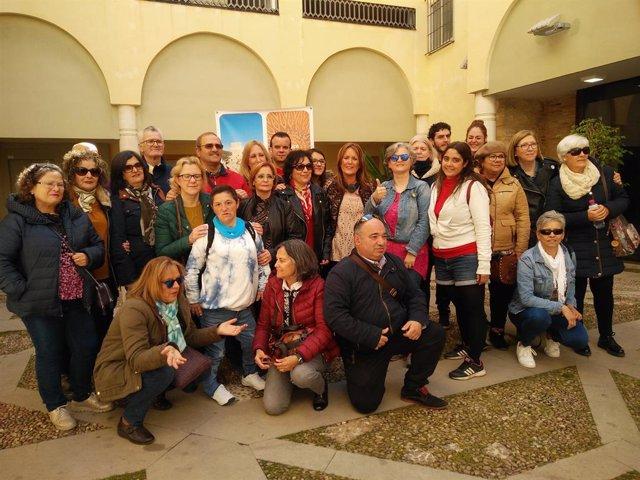 Jaén.- Turismo.- El Ayuntamiento destaca la primera visita a espacios municipales accesible para personas sordas