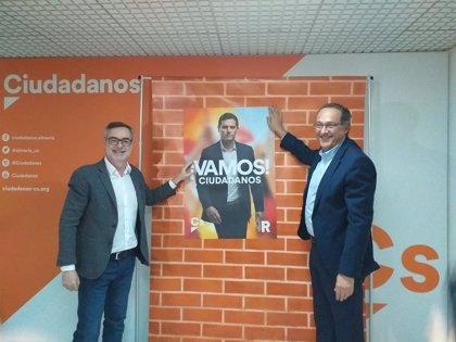"""Villegas (Cs) apunta una campaña de """"ilusión"""" con Rivera como """"alternativa"""" a """"Sánchez y sus socios separatistas"""""""