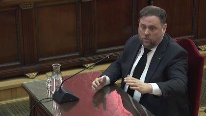 Interior comunica a ERC que no podrá celebrar actos políticos en las cárceles de los líderes del 'procés'