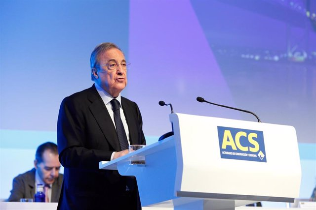 Economía/Empresas.- ACS vuelve a apostar por las renovables al doblar su inversión anual hasta 440 millones