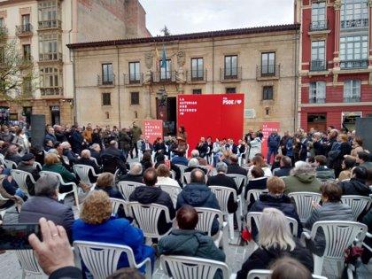 """""""España tiene que ser el dique de contención de la ultraderecha en Europa"""", defiende Lastra (PSOE)"""