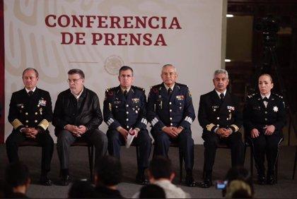 López Obrador nombra al general Luis Rodríguez Bucio comandante de la Guardia Nacional