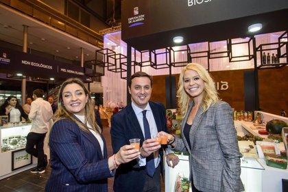 El stand de 'Sabores Almería' cierra su presencia en el Salón de Gourmets con miles de visitantes