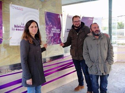 """Unidas Podemos pide """"mucho más apoyo"""" para poder """"llegar al Gobierno y empezar a cambiar las cosas"""""""