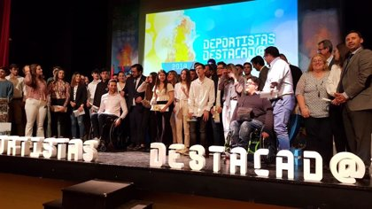 Diputación distingue a 63 deportistas destacados en la gala anual de Tarifa