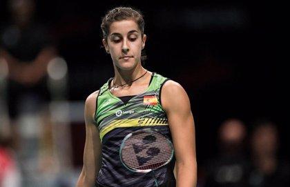 """Carolina Marín, sobre su lesión: """"Todo marcha bien, pero me sigo sin marcar plazos"""""""