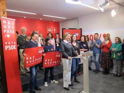 """PSOE La Rioja sale """"a ganar"""" porque """"no hay otra opción"""" frente a """"derechas que solo miran tiempos pasados"""""""