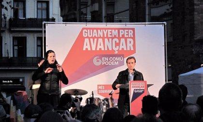 """Jaume Asens erige a ECP como garantía para evitar una """"gran coalición del Ibex 35"""" de PSOE y Cs"""