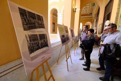 Arrancan las jornadas de reconocimiento a la Corporación Municipal hispalense de la II República