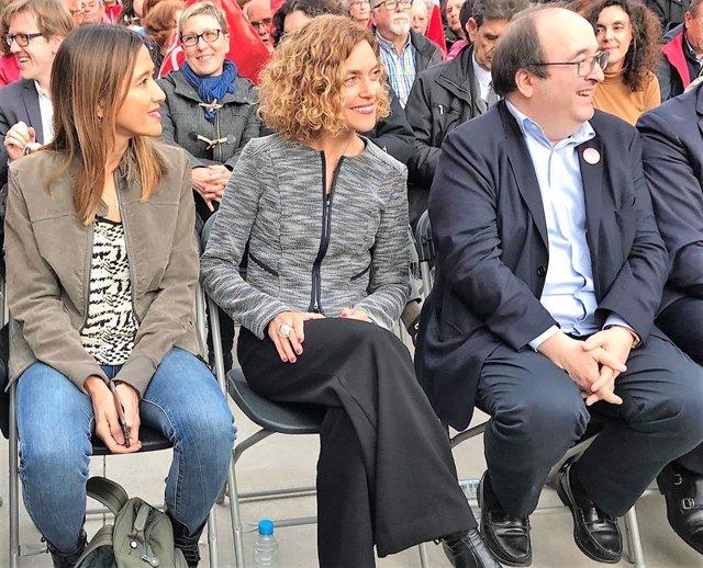 """28A.- Batet A ERC: """"Ser D'Esquerres És Fer Polítiques D'Esquerra I No La Pina Amb La Dreta"""""""